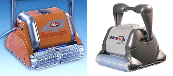 Limpiadores automáticos eléctricos