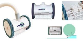 Limpiafondos Hidraulico Victor
