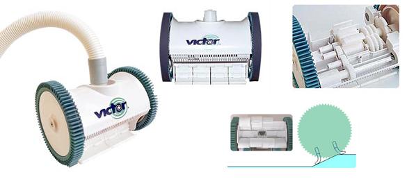 Limpiafondos-Hidraulico-Victor