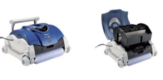 limpiafondos electrico sharkvac de hayward