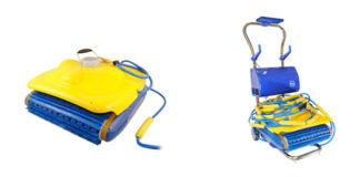 limpiafondos electrico para piscinas ninja