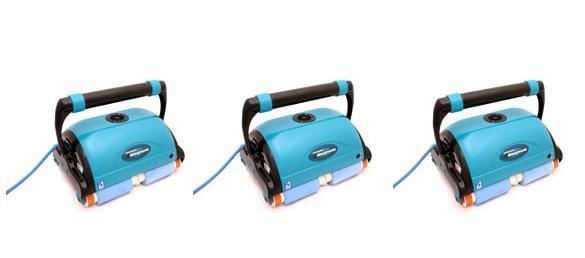 robot limpiafondos aquabot magnum