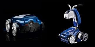 robot limpiafondos 9300 sport de polaris