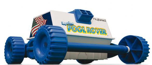 Limpiafondos para piscina elevadas Aquabot Apoolrover