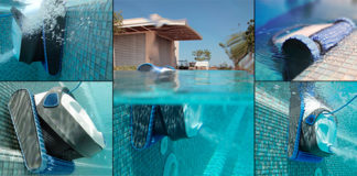 limpiafondos dolphin serie s