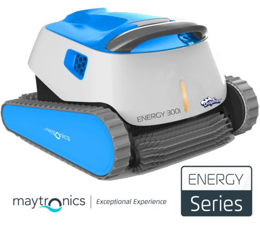 limpiafondos energy series maytronics