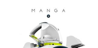 limpiafondos kokido manga