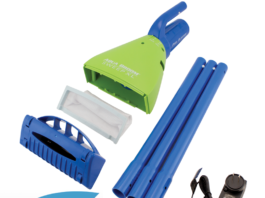 aqua broom sweep xl water tech