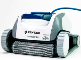 pentair prowler 910